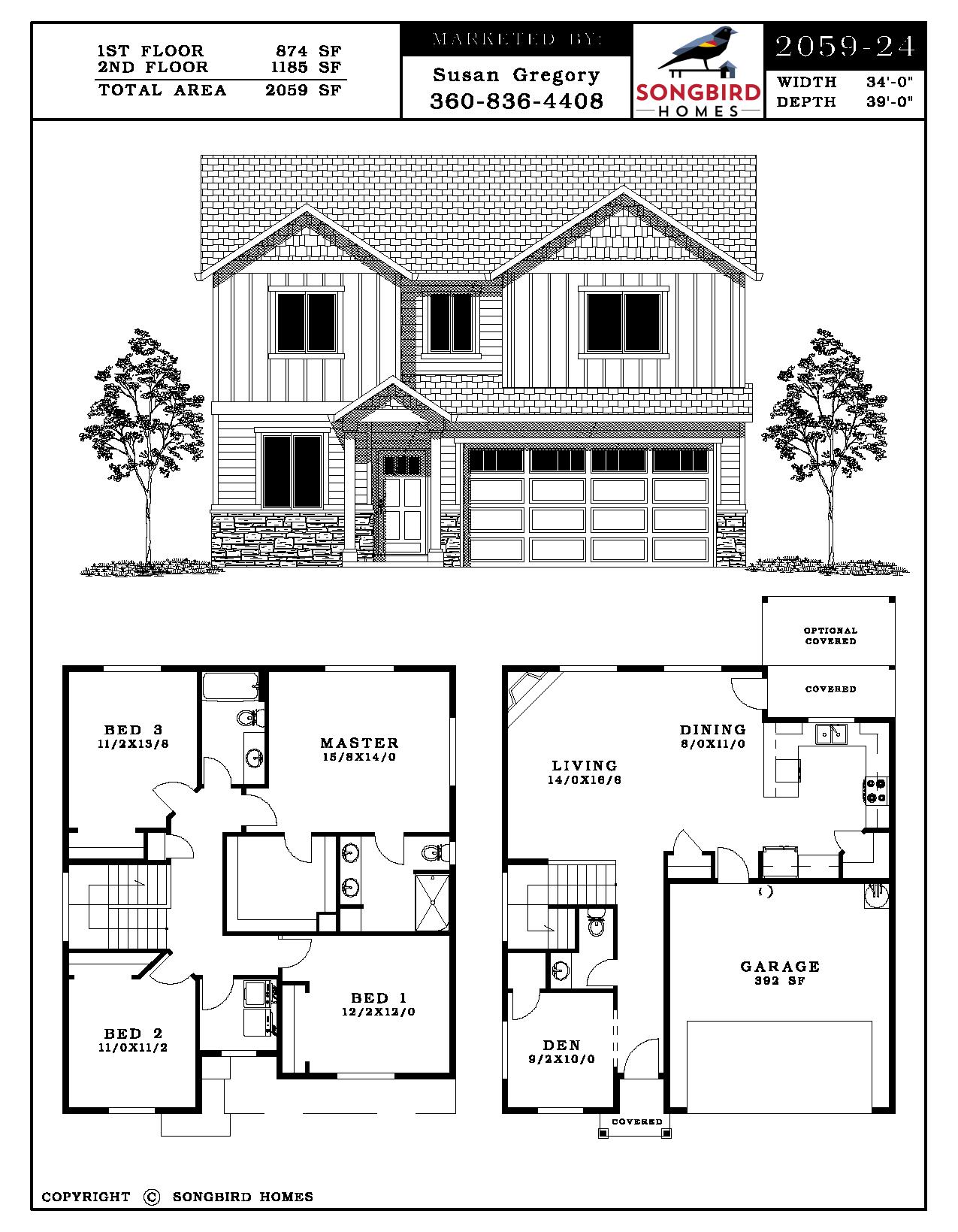 Wren Village 2059