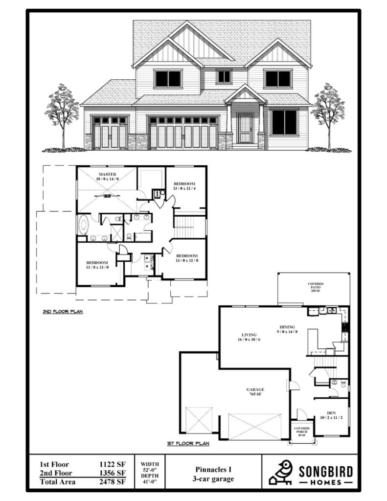 new home in ridgefield