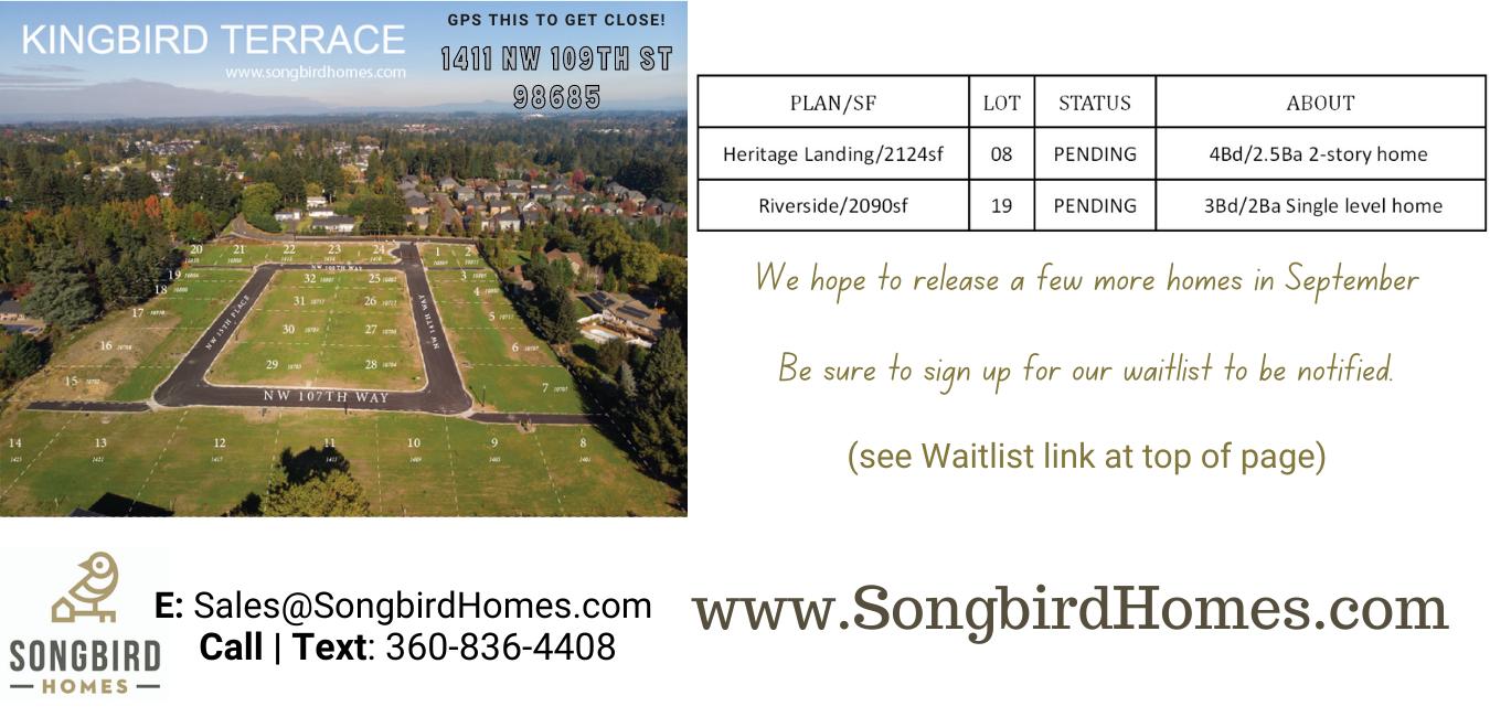 Kingbird for Sale